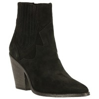 Chaussures Femme Bottines Giancarlo G104 Noir