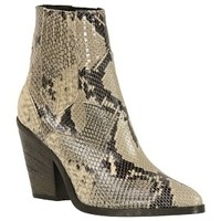 Chaussures Femme Bottines Giancarlo G104 Beige