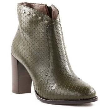 Chaussures Femme Bottines Maroli 7551 Kaki