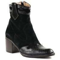 Chaussures Femme Bottines Little...la Suite F20354 Noir