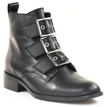 Chaussures Femme Bottines Impact 937H Noir