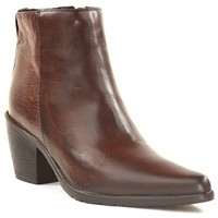 Chaussures Femme Bottines Emanuele Crasto 455 Marron