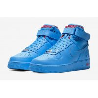 Chaussures Baskets montantes Nike Air Force 1 High x Don C University Blue/University Blue