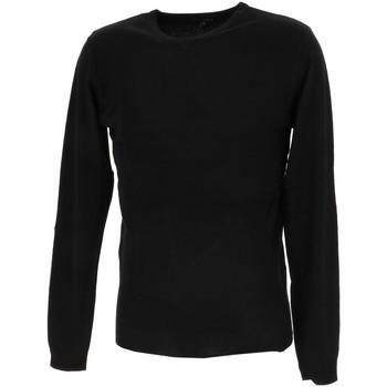 Vêtements Homme Pulls Paname Brothers Paname 02 black pull Noir