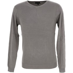 Vêtements Homme Pulls Paname Brothers Paname 02 anc pull Gris anthracite chiné