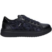 Chaussures Fille Multisport Geox J947YF 0MABC J DISCOMIX Negro