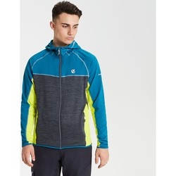 Vêtements Homme Manteaux Dare 2b Polaire technique RATIFIED CORE STRETCH Bleu