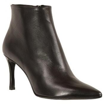 Chaussures Femme Bottines Giancarlo K168 Noir