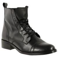 Chaussures Femme Bottines Impact 387Z Noir