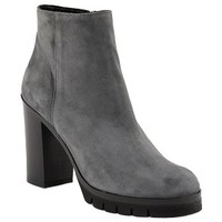Chaussures Femme Bottines Giancarlo M8052 Gris
