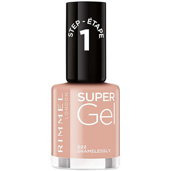 Beauté Femme Vernis à ongles Rimmel London Kate Super Gel Nail Polish 022-angel Wing 12 ml