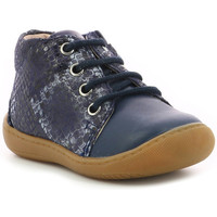 Chaussures Fille Boots Aster Pastile MARINE