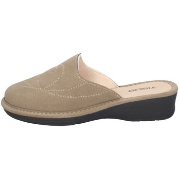 Chaussures Femme Mules Tiglio 1610 TAUPE