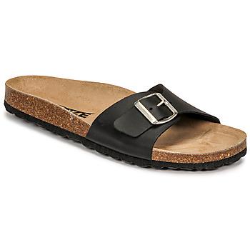 Chaussures Femme Mules So Size OLOHA Noir