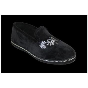 Chaussures Femme Chaussons Anatonic Josette Noir