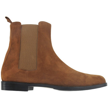 Chaussures Femme Boots Mon Soulier Boots Tabac
