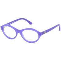 Montres & Bijoux Lunettes de soleil Balenciaga - BA5086 Bleu