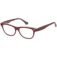 Montres & Bijoux Lunettes de soleil Balenciaga - BA5025 Rouge