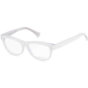 Montres & Bijoux Lunettes de soleil Balenciaga - BA5025 Blanc
