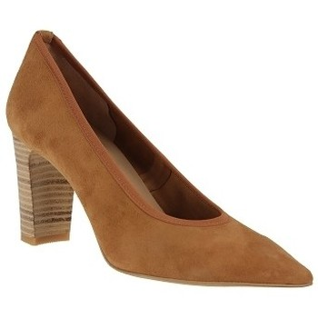 Chaussures Femme Escarpins Perlato 11128 Camel