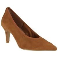 Chaussures Femme Escarpins Perlato 9330 Camel