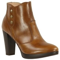 Chaussures Femme Bottines NeroGiardini A908711D Camel