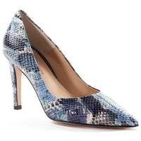 Chaussures Femme Escarpins Perlato 10532.139 Bleu