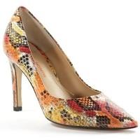 Chaussures Femme Escarpins Perlato 10532.139 Rouge
