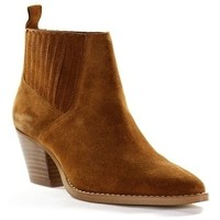 Chaussures Femme Bottines O Tess CP093.16 Camel
