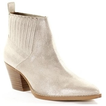 Chaussures Femme Bottines O Tess CP093.16 Or