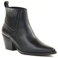 Chaussures Femme Bottines O Tess 20WW736 Noir