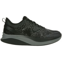 Chaussures Homme Baskets basses Mbt CHAUSSURES  HURACAN 3000 LACE UP HOMME BLACK_CASTLEROCK