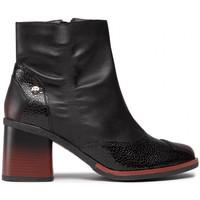 Chaussures Femme Bottines Maciejka 04654-01 Noir
