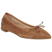 Chaussures Femme Derbies Giancarlo PIERA050 Camel