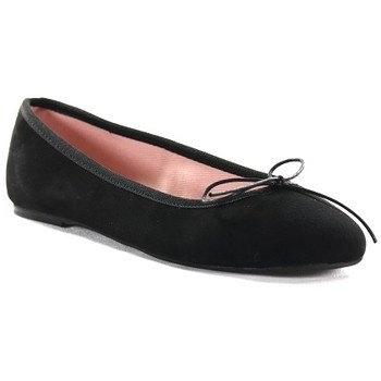 Chaussures Femme Ballerines / babies Champ De Fleurs STEFANIA611 Noir