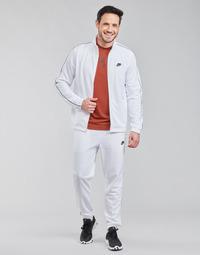 Vêtements Homme what pants to wear with yeezy 350s 2017 blue cross Nike NSSPE TRK SUIT PK BASIC Blanc / Noir