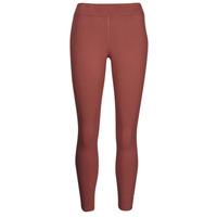 Vêtements Femme Leggings Nike NSESSNTL 7/8 MR LGGNG Marron / Blanc