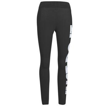 Vêtements Femme Leggings Nike NSESSNTL GX HR LGGNG JDI Noir / Blanc
