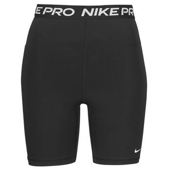 Vêtements Femme Shorts / Bermudas Nike NIKE PRO 365 SHORT 7IN HI RISE Noir / Blanc