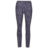Vêtements Femme Leggings Nike NIKE ONE 7/8 AOP TGT ICNCLSH Violet / Noir