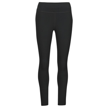 Vêtements Femme Leggings Nike ONE DF MR 7/8 TGT Noir / Blanc