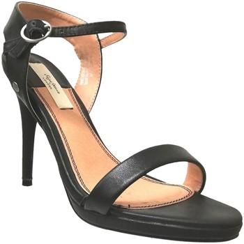 Chaussures Femme Sandales et Nu-pieds Pepe jeans Lake basic Noir cuir