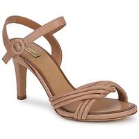 Chaussures Femme Sandales et Nu-pieds Eva Turner VANDONEVO Marron glacé