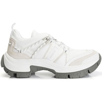 Chaussures Homme Baskets basses Bikkembergs  Blanc