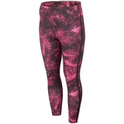 Vêtements Femme Pantalons 4F SPDF010 Bordeaux