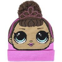 Accessoires textile Enfant Bonnets Lol Surprise  Rose / marron