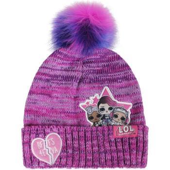Accessoires textile Fille Bonnets Lol Surprise  Violet