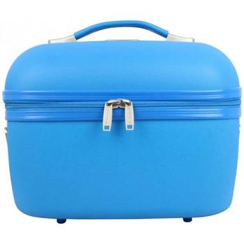 Sacs Sacs de voyage A Découvrir ! Vanity rigide Snowball Dublin Bleu mat uni Multicolor