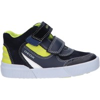 Chaussures Garçon Baskets montantes Geox B94A7A 022BC B KILWI Azul