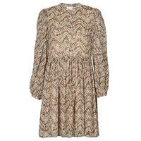 Vêtements Femme Robes courtes Vila VISUNARA Beige
